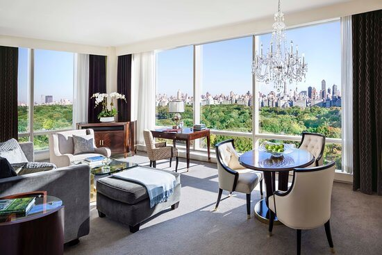 Two Bedroom Suite at Trump Hotel NYC