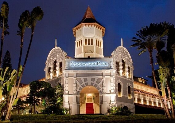New Year's Eve 2020 Dinner and Party at Goodwood Park Hotel Singapore