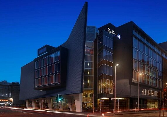 Best New Year's Eve 2020 Celebration at Radisson Blu Glasgow