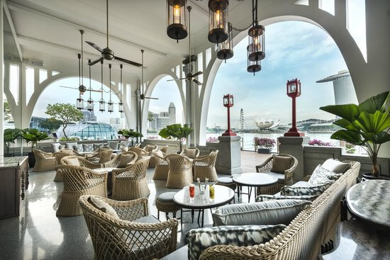 The Clifford Pier at The Fullerton Bay Hotel Singapore