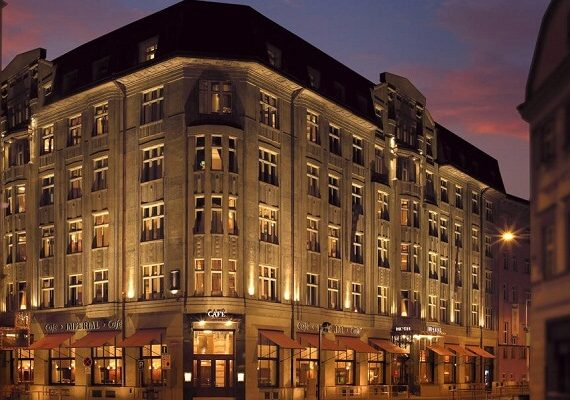 Art Deco Imperial Hotel Prague New Year's Eve 2020: Best Luxury Hotel for Celebration
