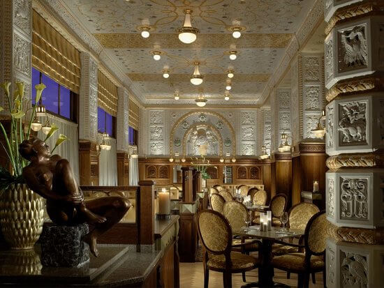Cafe Imperial at Art Deco Imperial Hotel Prague