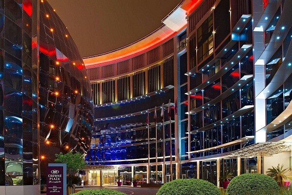 Crowne Plaza Doha The Business Park Hotel