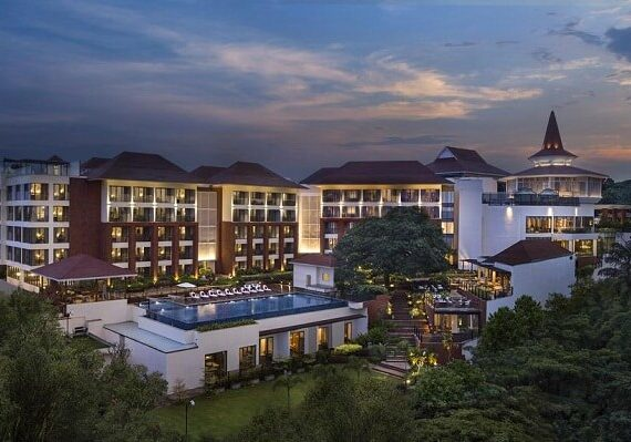 DoubleTree by Hilton Goa Panaji New Year's Eve 2020: Live Band, DJ, Dinner and More