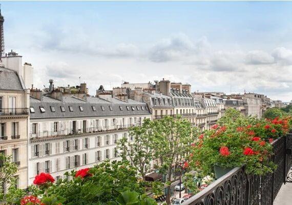 Sofitel Paris Baltimore Tour Eiffel New Year's Eve 2020: Best Luxury Hotel for Celebration