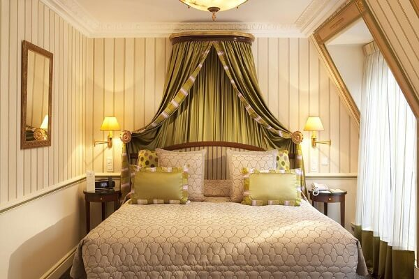 Guest Room at Hotel Napoleon Paris
