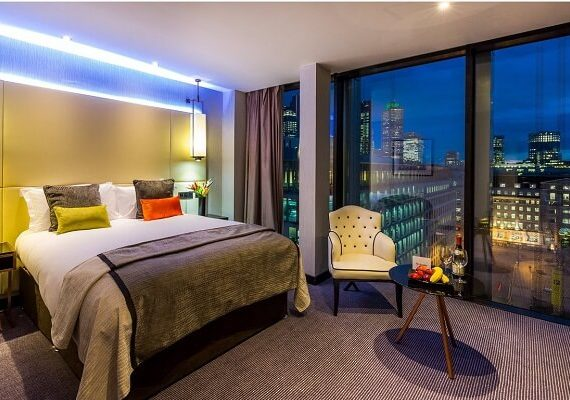 Montcalm Royal London House New Year's Eve 2020: Dinner, DJ, and More