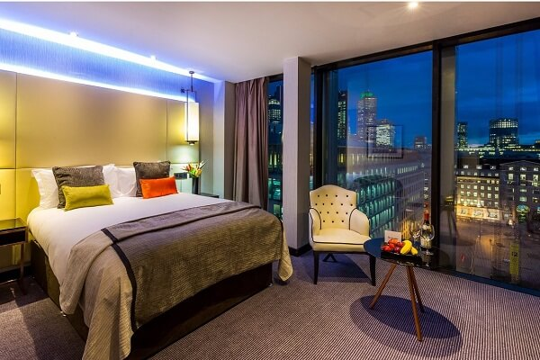 Guest Room at Montcalm Royal London House