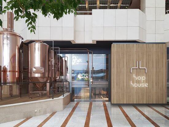 Hop House at Hilton Prague