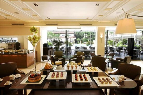 L Espresso at Goodwood Park Hotel Singapore