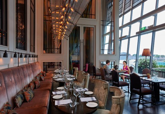 La Brasserie at The Fullerton Bay Hotel Singapore