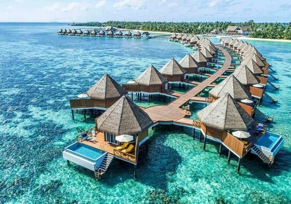 Mercure Maldives Kooddoo Resort New Years Eve 2020: Party, Gala Dinner and More