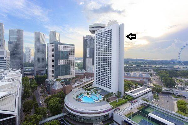 Pan Pacific Singapore Hotel
