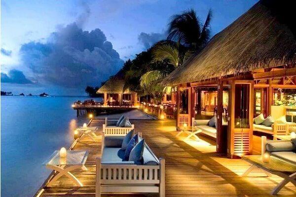 Overwater Villa at Paradise Island Resort Maldives