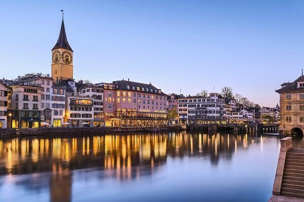 River View @ Storchen Zurich