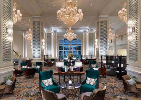 The Lobby Lounge at InterContinental Singapore