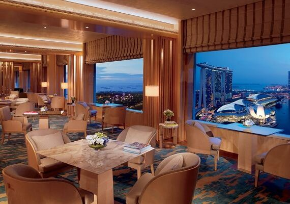 The Ritz-Carlton Millenia Singapore New Years Eve 2020: Best Luxury Hotel for NYE Celebration