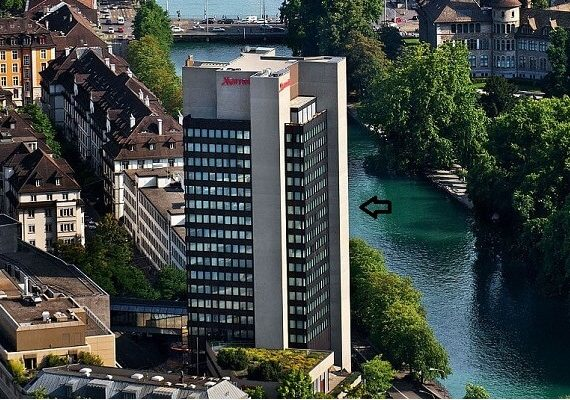 Zurich Marriott Hotel New Year's Eve 2020: Your Best Luxury Hotel for NYE