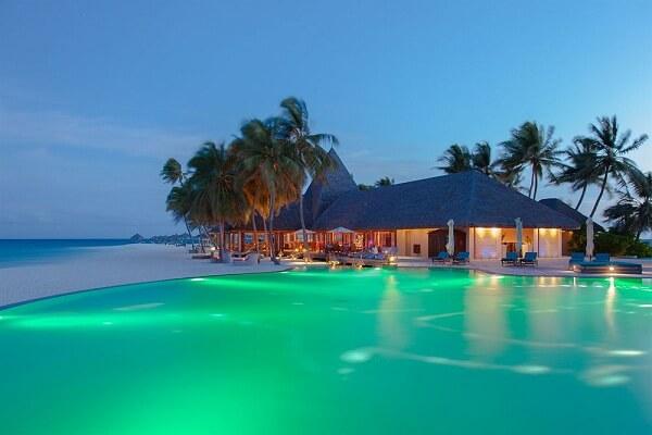 Beautiful Villa at Veligandu Island Resort Maldives