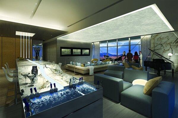 Bentel & Bentel Penthouse Suites, The Cosmopolitan of Las Vegas