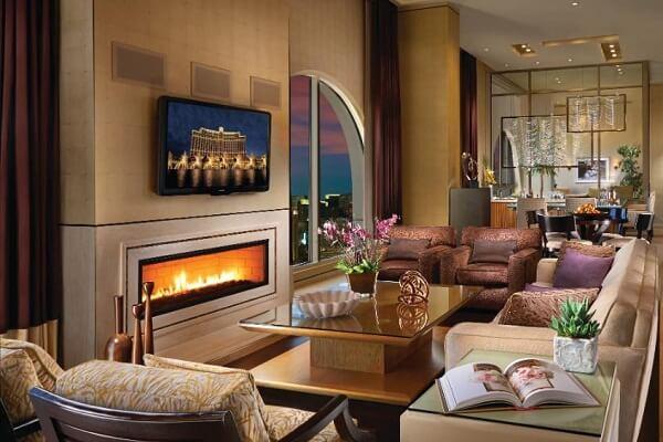 Chairman Suite, The Bellagio Las Vegas
