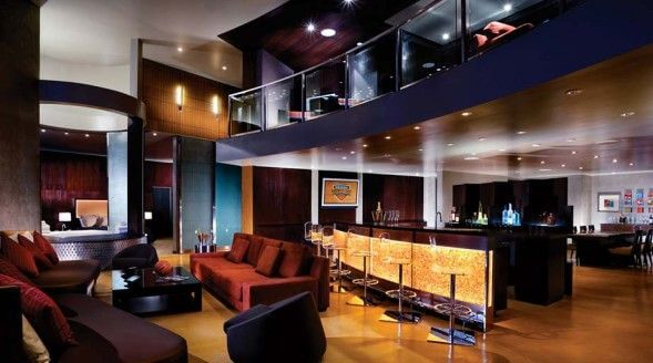 Hardwood Suite, Palms Casino Resort