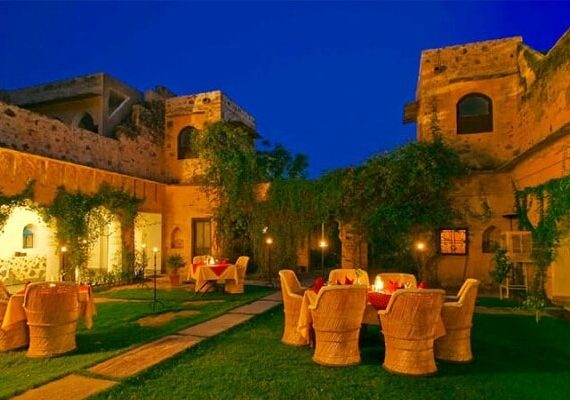7 Most Popular Heritage Hotels in Alwar For Wonderful Stay