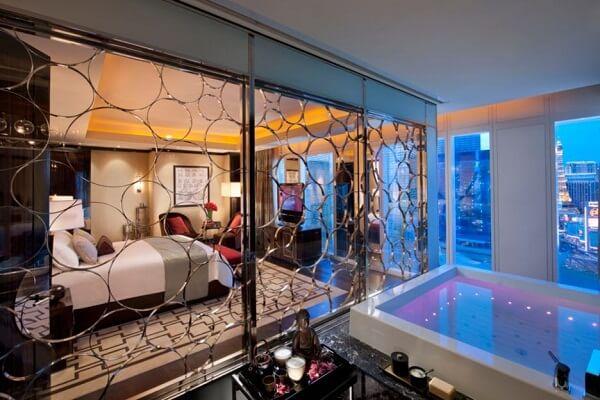 Mandarin Suite, Mandarin Oriental Las Vegas
