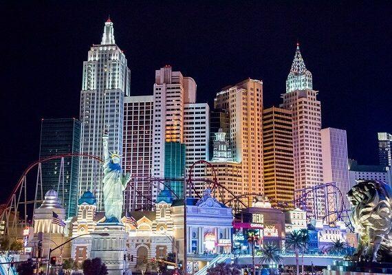 New York-New York Hotel Las Vegas New Years Eve 2020