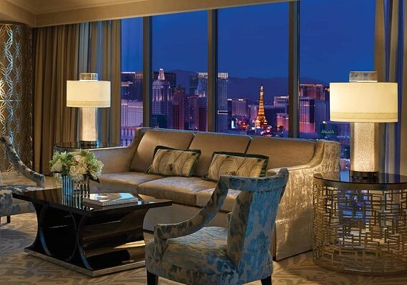 8 Most Expensive Hotel Suites and Rooms in Las Vegas for Luxury Experience