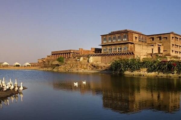 Bijolai Palace - A Inde Hotel
