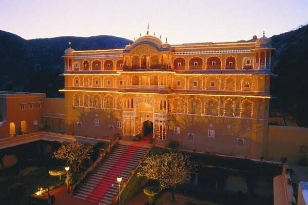 Hotel Samode Palace, Near Jaipur