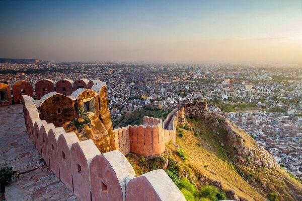 Jaipur Walled City