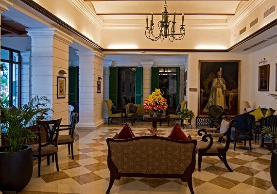 World Famous Heritage Hotels in Bhopal for Royal Treatment