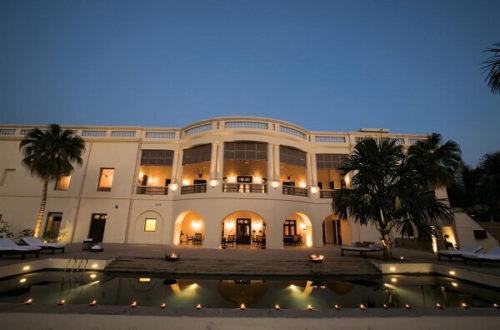 Nadesar Palace Varanasi