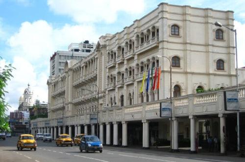 Oberoi Grand, Kolkata