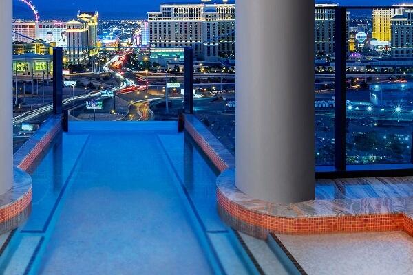 Sky Villa, Palms Casino Resort Las Vegas