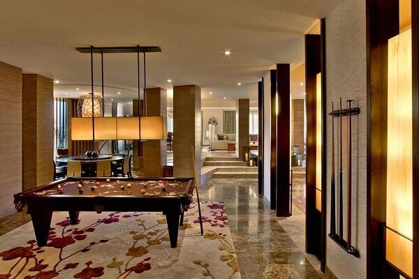 The Nobu Villa, Nobu Hotel Las Vegas
