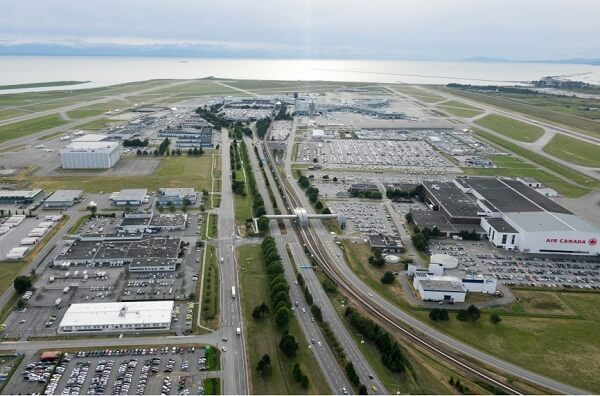 Vancouver International Airport, Vancouver