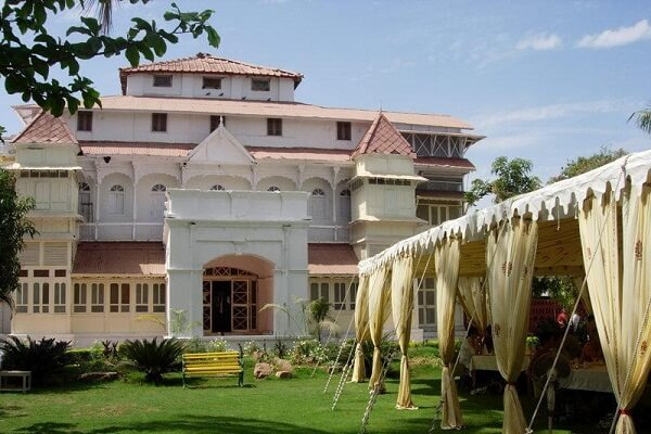 A Home for Nature Lovers- Jambughoda Palace
