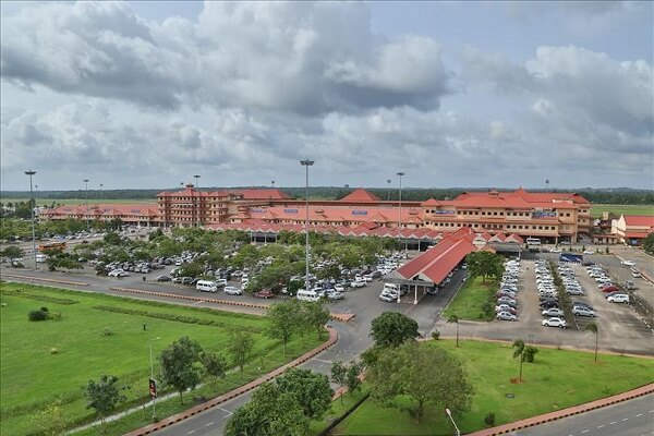 Cochin International Airport, Kochi