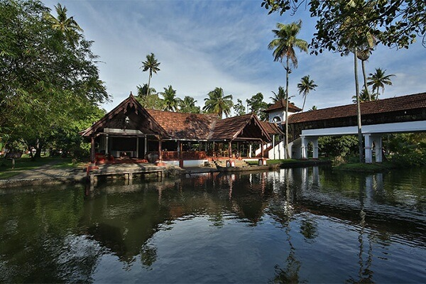 Coconut Lagoon Resort, Kumarakom