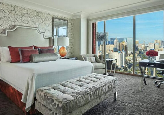 Four Seasons Hotel Las Vegas New Years Eve 2020: Gala Dinner, Live Music, and Party