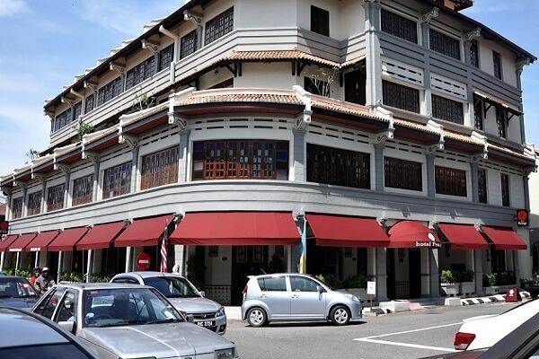 Hotel Penaga, Georgetown