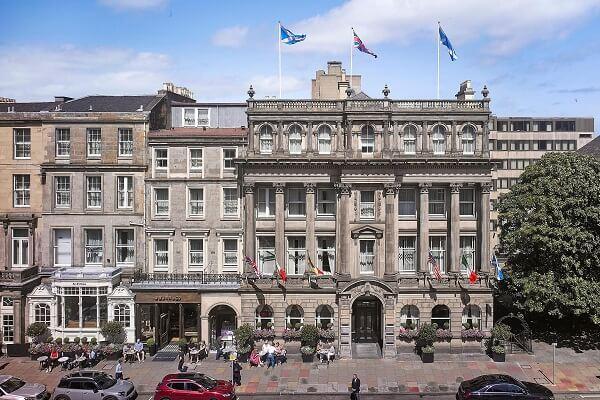 InterContinental Edinburgh The George