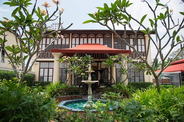 Jawi Peranakan Mansion, George Town