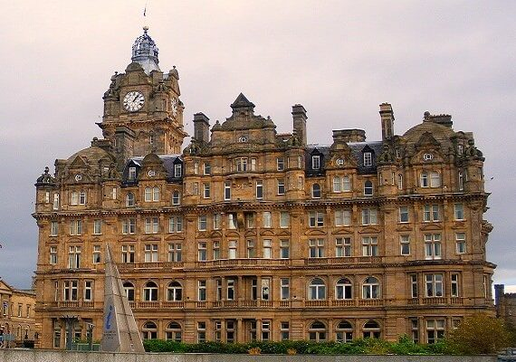 Heritage Hotels Edinburgh: These Are The Best Historic Hotels