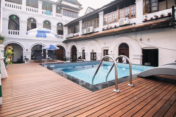 The Old Courtyard Hotel, Kochi