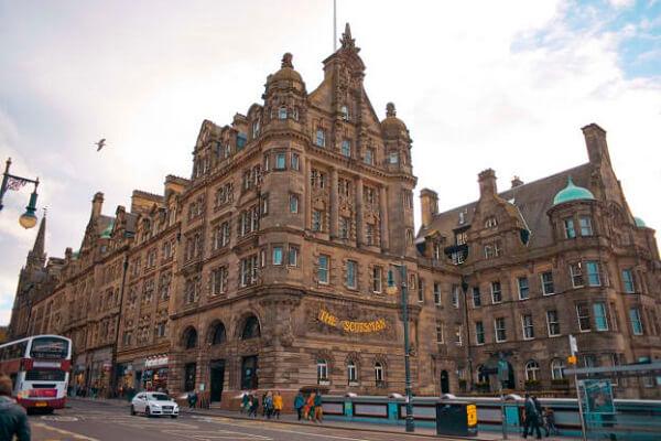 The Scotsman Hotel, Edinburgh