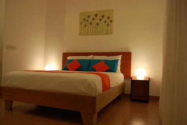 Guest Room at Vaali Beach Lodge Maldives